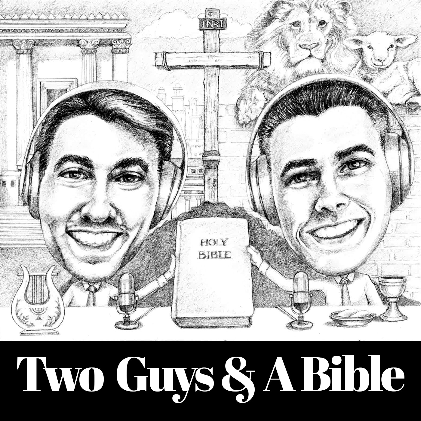 Two Guys and a Bible